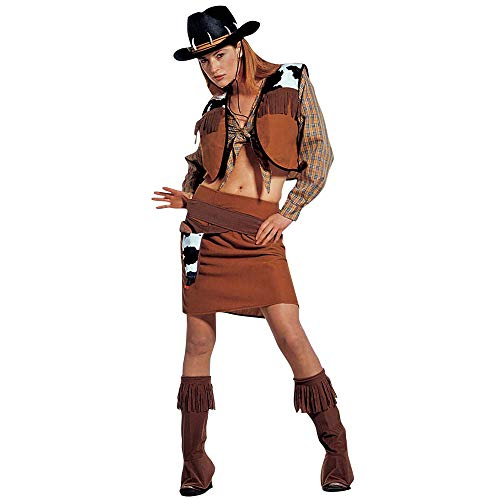 Widmann 37473 Adultes Costume Cowgirl, 52