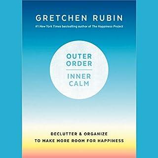 Outer Order, Inner Calm audiobook cover art
