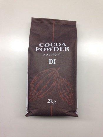 【冷蔵便】●大東カカオ ココアパウダー 2kg