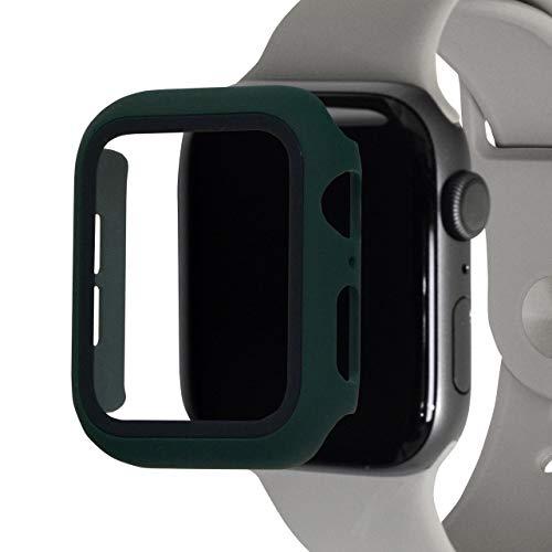 CASSIS[カシス] AppleWatch(アップルウォッチ) series6,SE,5,4 対応 耐衝撃 保護 Apple Watch用ハードケース 44mm ダークグリーン APH070044