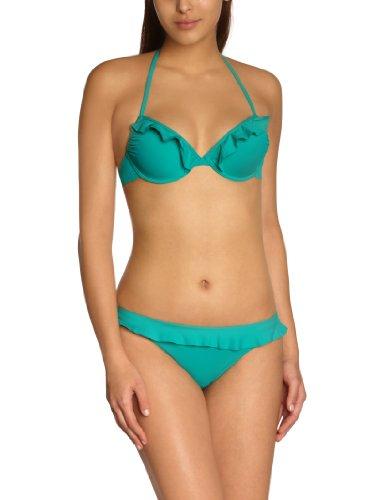 Morgan Bain Damen Bikini, Grün (Vert Jade), 36 (Herstellergröße: 38)