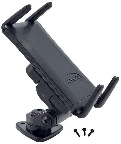 Arkon Phone and Midsize Tablet Adhesive Car Truck Mount for iPhone XS Max XS XR X 8 iPad mini Retail Black