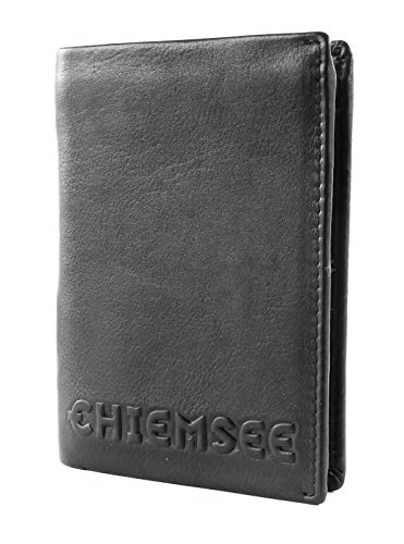 Chiemsee High Wallet with Flap Laos High Wallet with Flap Black