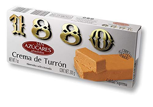 Crema de Turrón Sin Azúcares Añadidos 1880 200g