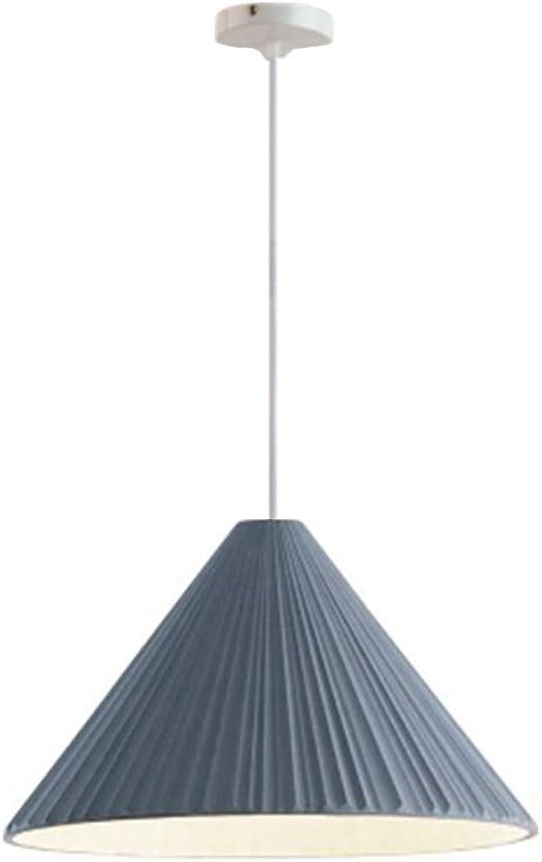 Lustre lumière style lustre mavoitureon lustre simple bol pendentif disque plafonnier résine lampe de recherche chambre café chambre d'enfant éclairage E27 bleu blanc rose, bleu