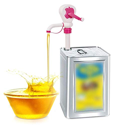 UV MAX Home and Kitchen use Oil Pump, Fuel Extractor and Oil Dispenser Manual Hand Oil Pump