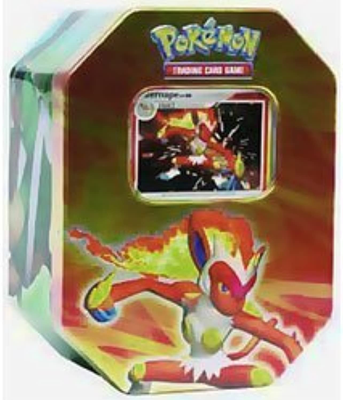 2007 Pokemon Diamond & Pearl Tin by Game Freak