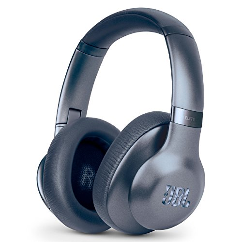 JBL Everest 750 Over-Ear Wireless Bluetooth Headphones (Blue)