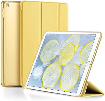 iPad 2017 2018 Case 9 7 by GUDOU Ultrathin Lightweight Smart Cover with Auto Sleep Wake Hard product image
