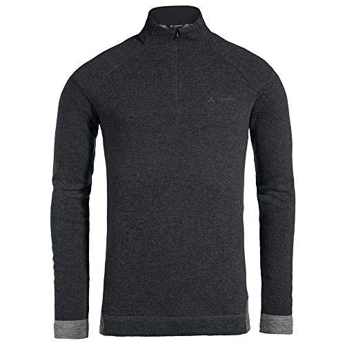 VAUDE Miskanti Pullover Homme Phantom Black FR: XL (Taille Fabricant: XL)