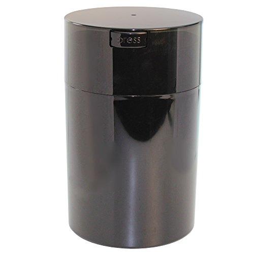 Tightpac America, Inc. CFV2-CBP Coffee Storage Container, Black Pearl