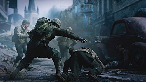 【PS4】コールオブデューティワールドウォーIIゲームオブザイヤーエディション【CEROレーティング「Z」】
