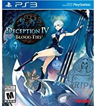 deception blood ties ps3