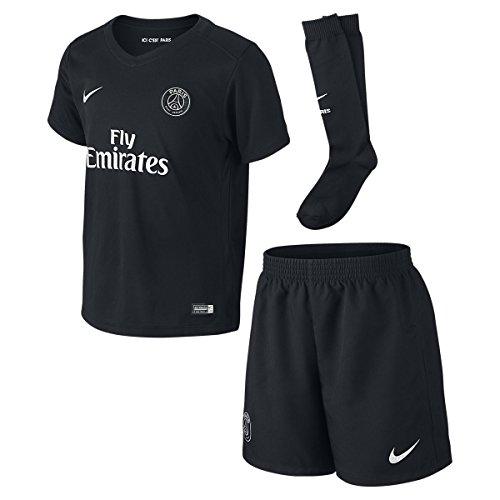 2015-2016 PSG Third Nike Little Boys Mini Kit