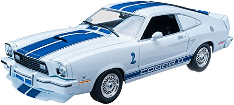 Grünlight 3 Engel für Charlie Diecast Modell 1 18 1976 Ford Mustang Cobra II