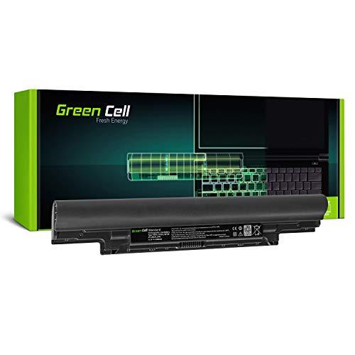 Green Cell® Standard Serie H4PJP YFDF9 JR6XC Batteria per Portatile Dell Latitude 3340 E3340 P47G (6 Pile 4400mAh 11.1V)