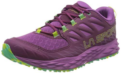 La Sportiva Lycan Woman, Zapatillas de Trail Running para Mujer, (Marine Blue/Lily...