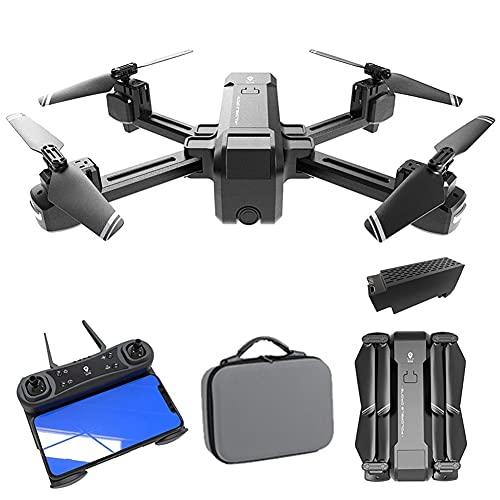 MAFANG Dron 4K EIS Con Cámara UHD, Cuadricóptero GPS Fácil Con 30 Minutos De Tiempo De Vuelo, Motor Sin Escobillas, Transmisión FPV De 5 Ghz, Retorno Automático A Casa, Sígueme Y Cámara Antivibración