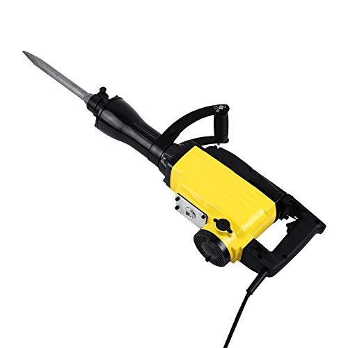 Yonntech Martillo Professional 1850W Martillo Demoledor Martillo Electrico 1400rpm/min Hammer Taladro de Percusión