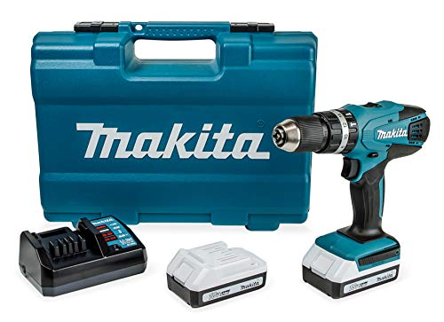Photo de makita-hp457dwe10-perceuse-visseuse-a-percussion