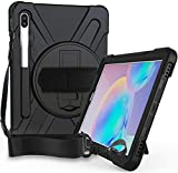"ProCase Galaxy Tab S6 10.5"" 2019 Case with S Pen Holder (Model..."