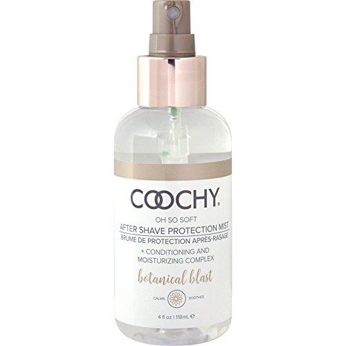 Coochy After Shave Protection Mist, 4 Ounce, 4 Ounce