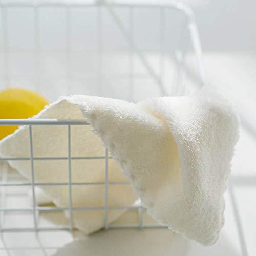 DSJDSFH Zachte Handdoek 25 * 25 CM Microvezel Kind Voeren Veeg Doek Badhanddoeken Zakdoek 1 PC Baby Wasdoek Handdoeken    - AliExpress