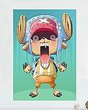 unknow JIANGGE Poster Malerei Leinwand, Anime wack schöne
