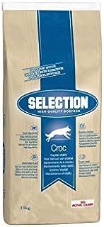 ROYAL CANIN Perros Forro Selection Croc, 15+ 3kg Gratis, 1er Pack (1x 18kg)