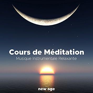 Cours de Méditation - Musique Instrumentale Relaxante