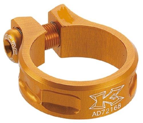 KCNC SC11 Seatpost Clamp AL 7075 38.2mm BIKE - GOLD