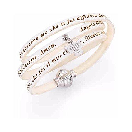 Bracelet Amen unisex Angelo di Dio AJ-ADIT07-52 style décontracté cod. AJ-ADIT07-52