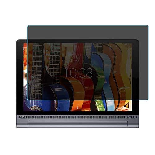 Vaxson Protector de Pantalla de Privacidad, compatible con Lenovo YOGA Tab 3 Pro 10 10.1' YT3-X90F [no vidrio templado] TPU Película Protectora Anti Espía