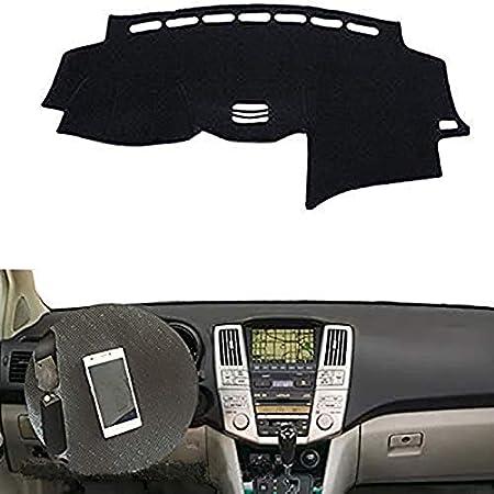 Premium Carpet, Cinder DashMat Original Dashboard Cover Lexus ES350
