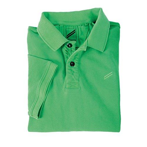 Daniel Hechter Poloshirt Riviera grün Gr. M - (19259/735-53 GR.M)