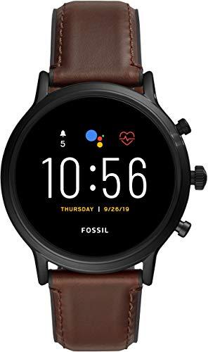 [フォッシル] 腕時計 タッチスクリーンスマートウォッチ ジェネレーション5 FTW4026 メンズ 正規輸入品 ブラウン