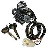 Ignition Switch Fits 1997 Kawasaki ZX600 Ninja ZX-6