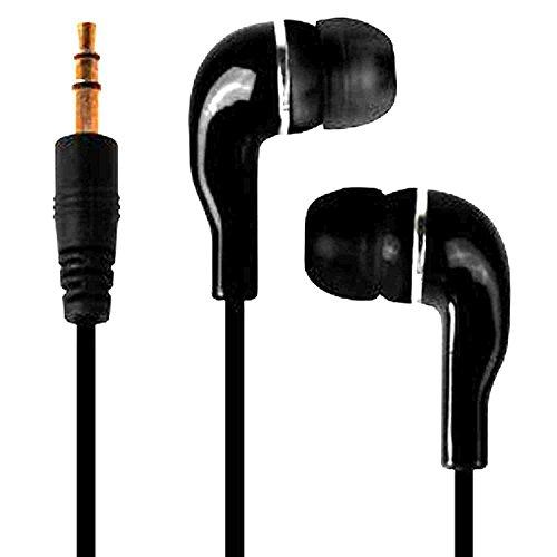 C63® Écouteurs stéréo intra-auriculaires 3,5 mm pour Apple iPod, iPhone 5C, iPhone 5S, 6, 6 Plus, iPad Air, iPad Mini, lecteur MP3 et MP4, lecteur DVD