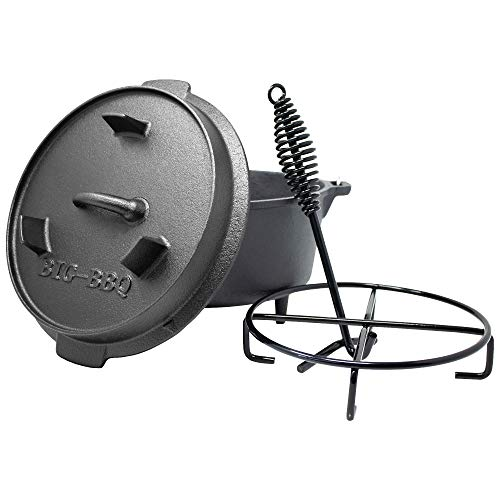 ToCis Big BBQ DO 4.5 Premium Dutch Oven