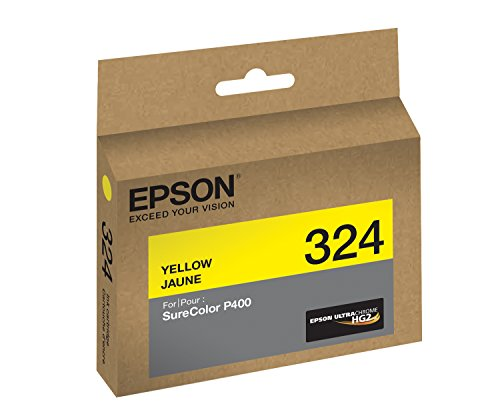 Epson T324420 Epson UltraChrome HG2 Ink (Yellow) Photo #4