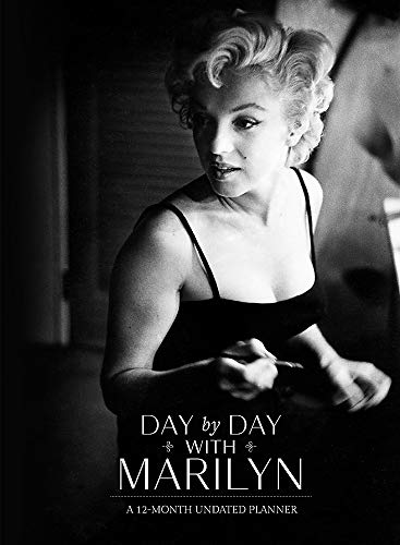 Day by Day with Marilyn: A 12-Month Undated Planner