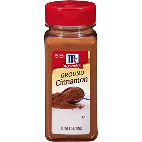 McCormick Ground Cinnamon, 8.75 Ounce (Pack of 1)