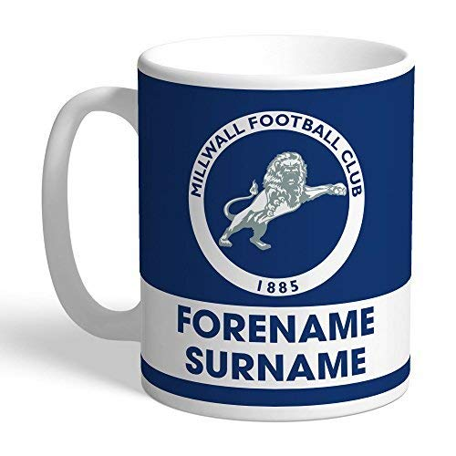 Content Gateway Official Personalised Millwall FC Eat Sleep Drink Mug