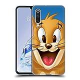 Head Case Designs sous Licence Officielle Tom and Jerry Jerry Visage Complet Coque en Gel Doux...