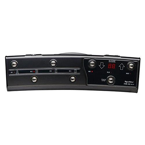 PEDALERA CONTROLADORA MIDI HUGHES & KETTNER FSM-432 MKIII