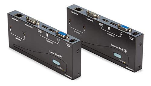 StarTech.com 500ft VGA KVM Over IP Extender