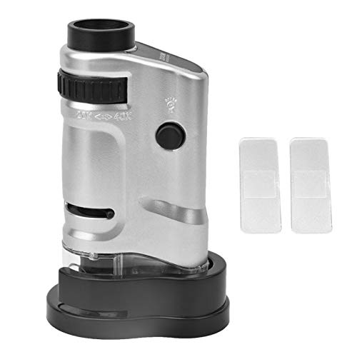 xianshi Microscope, Stable Reliable Magnifying Glass for Jewelry for Watch for Machinery for Microelectronics