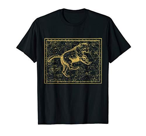 Großer Bär, Ursa Major Sternbild Astronomie T Shirt