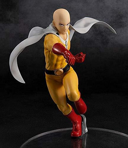 ONE PUNCH MAN - Saitama Hero Disfraz Ver. Figura Pop Up Parade de 18 cm.
