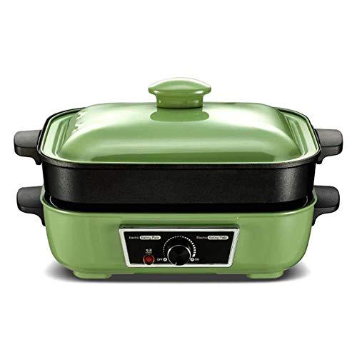 Utensilios de cocina seguros Freidoras de fondue Parrilla eléctrica Olla caliente para...